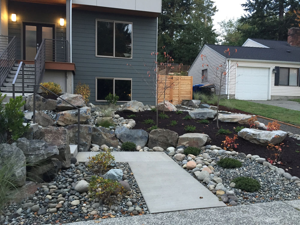 Expert Rockery Design and Construction | Eagle Rock Landscaping