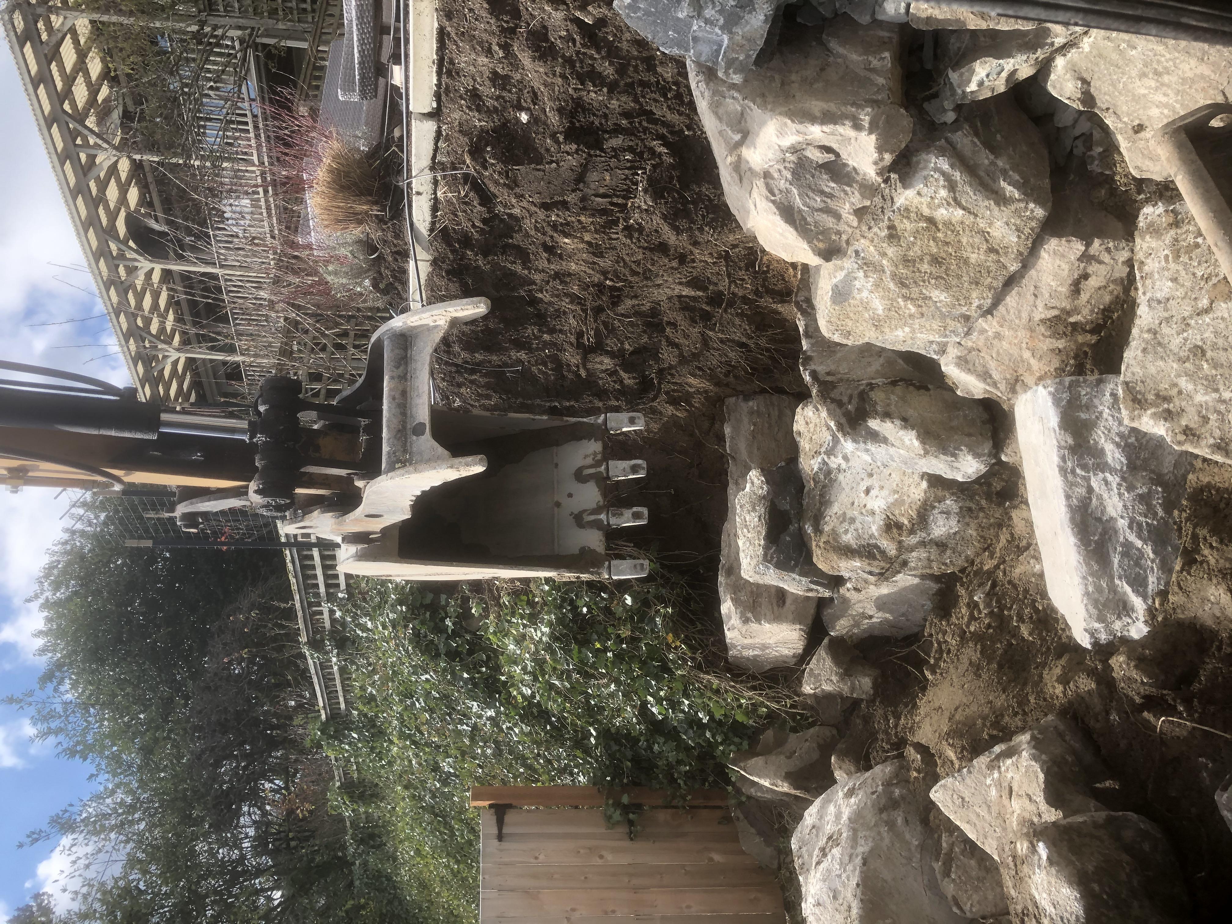 Eagle Rock Escavator